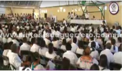 Se lleva a cabo la elección del gobierno en Ayutla por el método de usos y costumbres