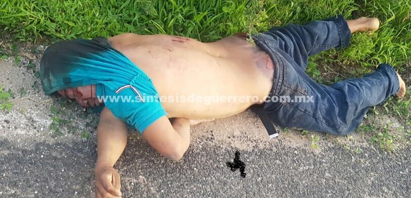 Torturan y asesinan a un policía municipal de Tixtla