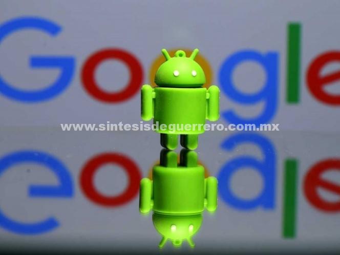 Impone UE multa récord a Google por Android