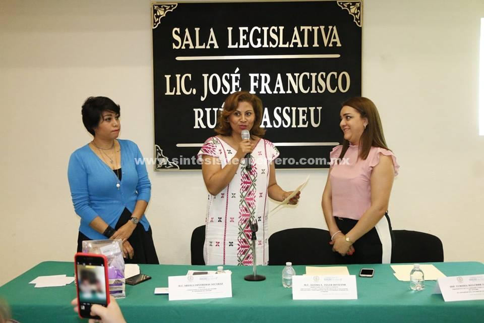 Elva Ramírez Venancio, reconoció el trabajo para la Igualdad de Género