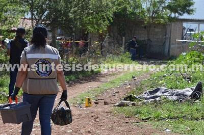 Identifican a la joven asesinada hace unos días en Chilpancingo