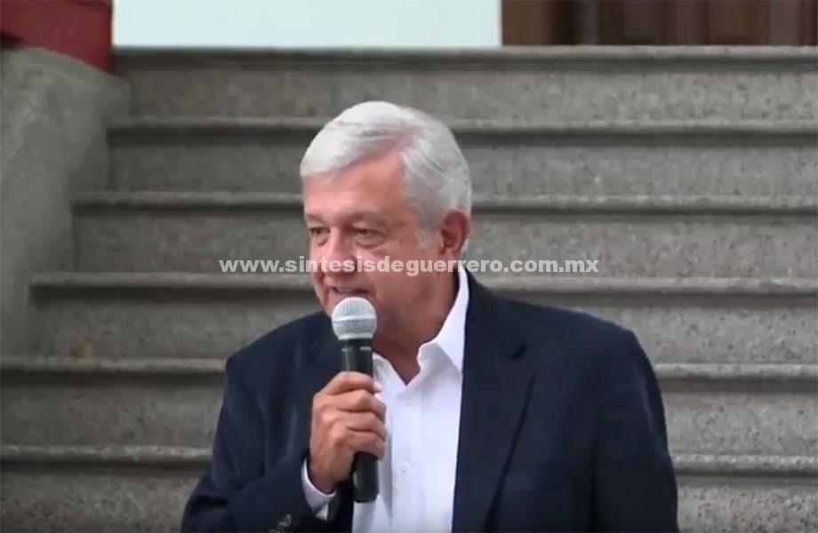 López Obrador descarta acudir a Cumbre de la Alianza del Pacífico, en Puerto Vallarta