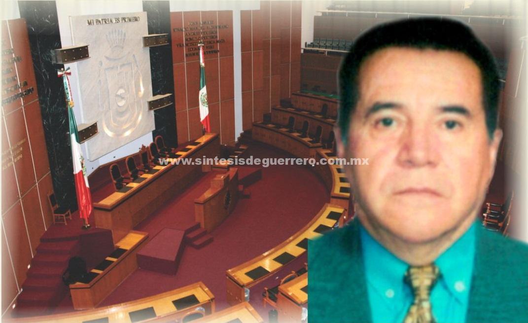 Joel Valdez García propuso reformas a la Ley Orgánica del Poder Legislativo del Estado