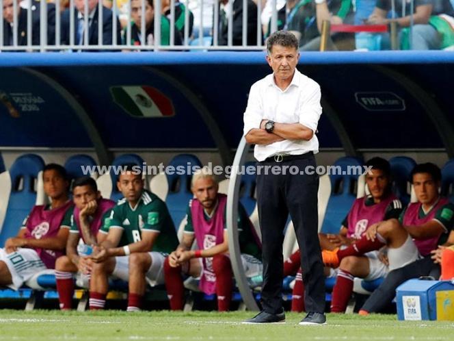 El futuro de Osorio con el Tricolor queda en suspenso