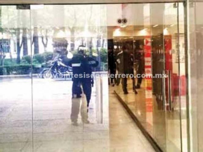 Aprovechan remodelación para robar Casa de Moneda de México