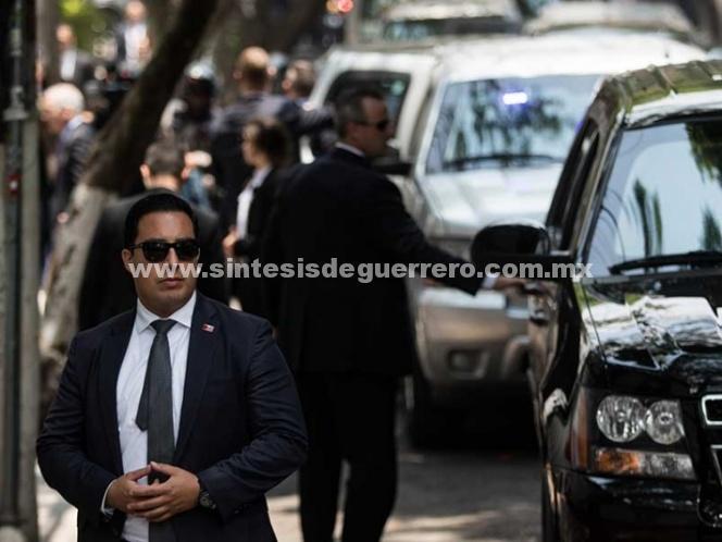 Avanzada canadiense revisa casa de transición de López Obrador