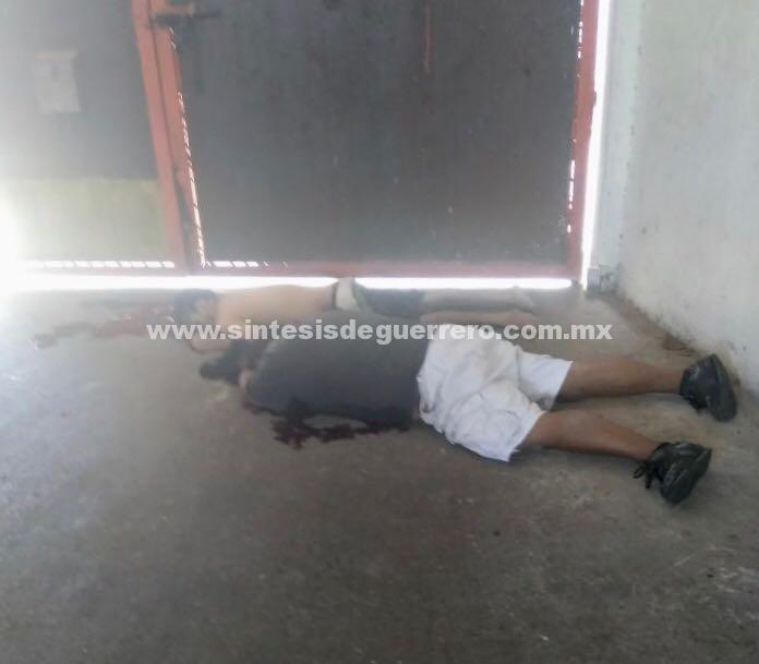 Atacan taller mecánico en Acapulco; dos muertos