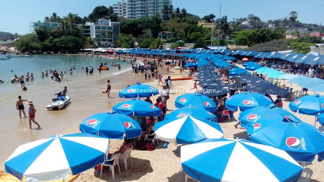 Listo Guerrero para recibir a más de un millón de turistas en estas vacaciones de verano