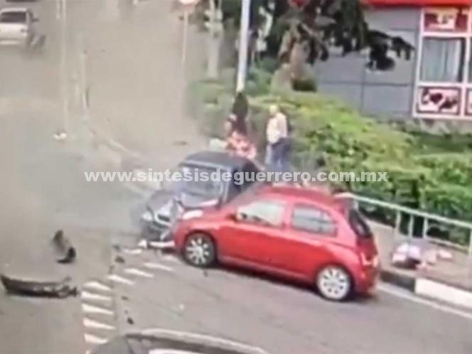 Atropello en sede mundialista deja un muerto y 6 heridos