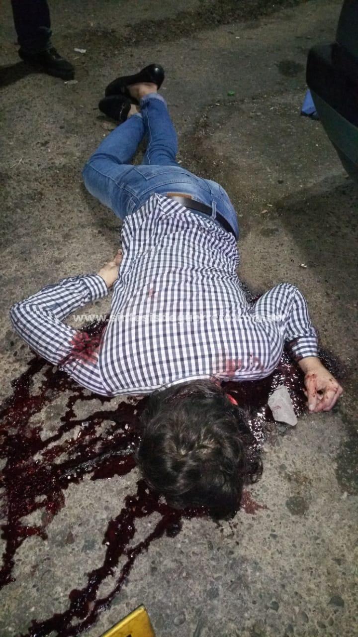 Asesinan a otro hombre en Acapulco