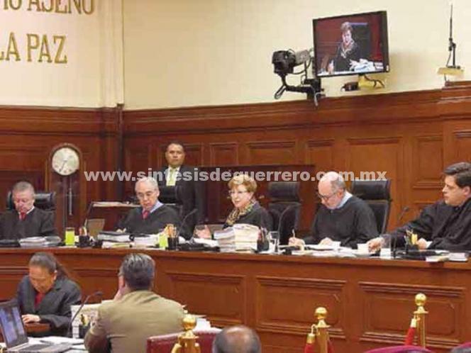 Corte ajustará sus gastos, no salarios; los fija la cámara: Cossío Díaz
