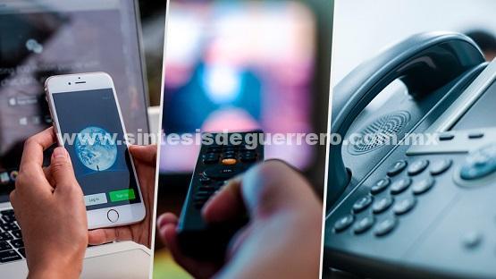 Usuarios de telecom pagan menos y reciben más servicios