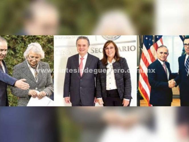 Perfilan Fiscalía de transición, aplazan reforma al 102 constitucional