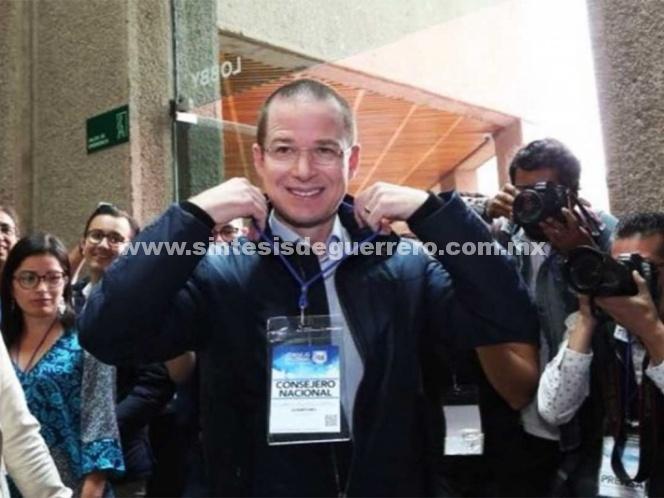 Anaya dice estar abierto a reunirse con López Obrador