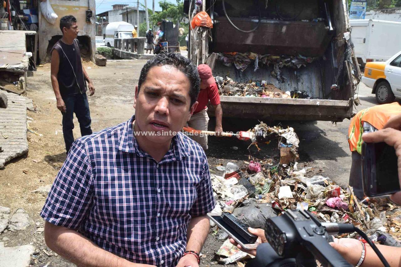 No hay motivos suficientes para establecer emergencia sanitaria en Acapulco, afirma Evodio