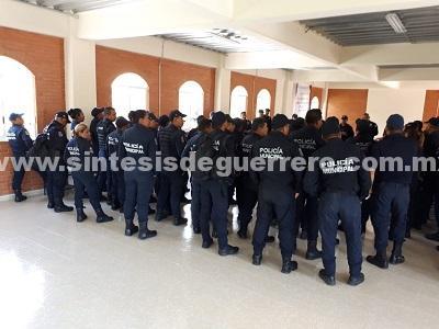 Con renuncia del secretario de Seguridad Pública de Chilpancingo, culmina paro de policías