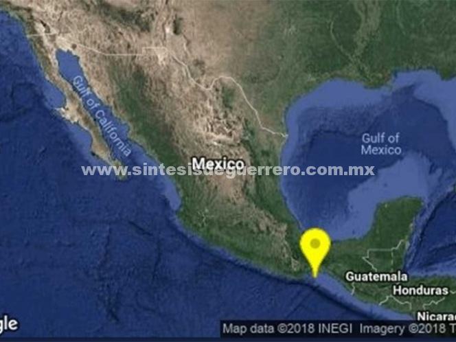 Sismo despierta a pobladores de Oaxaca