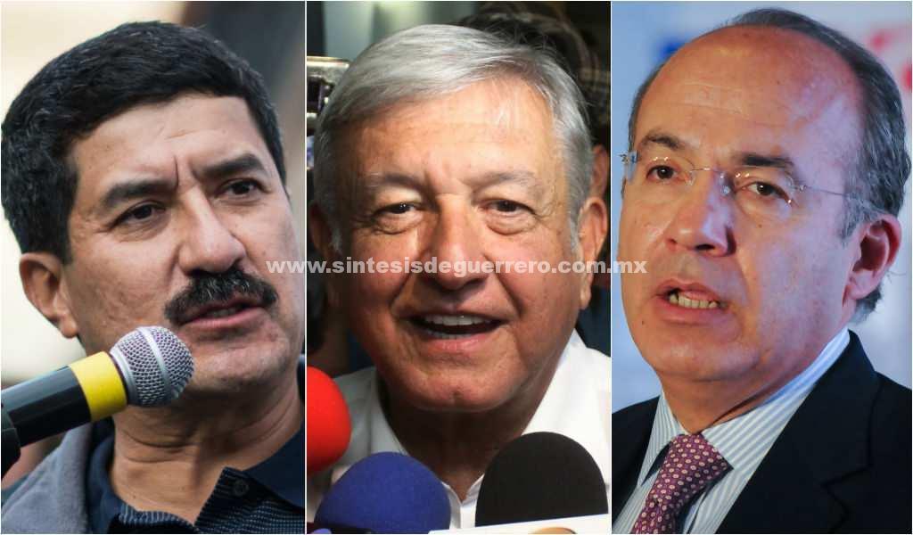 Javier Corral y Felipe Calderón pelean en Twitter por 'culpa' de AMLO
