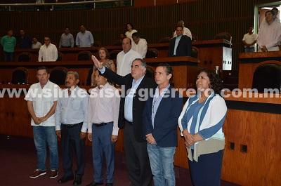 Aprueba Congreso a Javier Murguía como Fiscal Anticorrupción