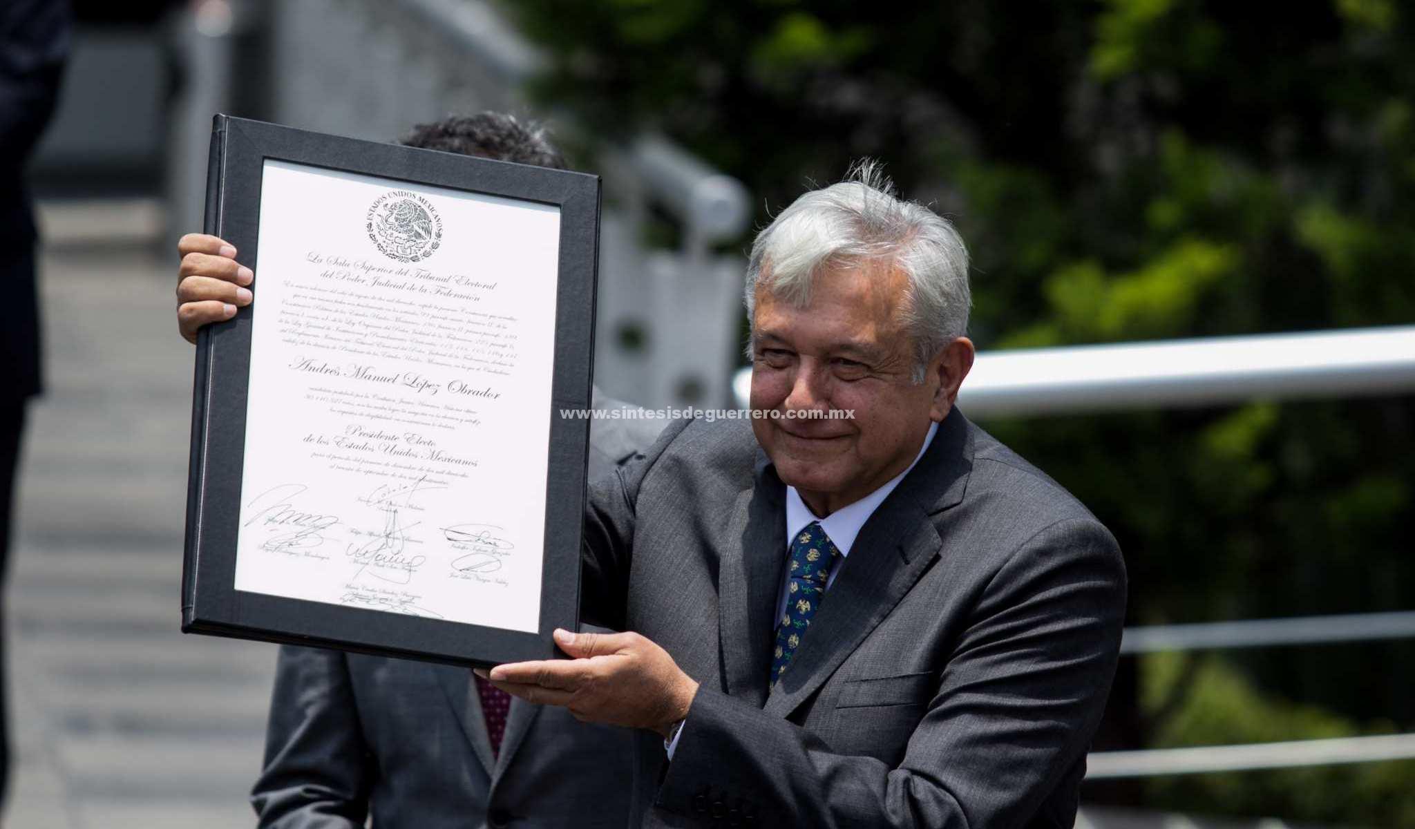 López Obrador, el presidente que estará menos de 6 años en el poder