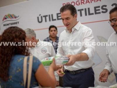 Alcaldías de Monterrey y Guadalupe pasan del PAN al PRI