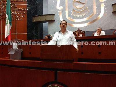 Guerrero da el paso hacia un federalismo legislativo con la Ley Amapola: Berdeja