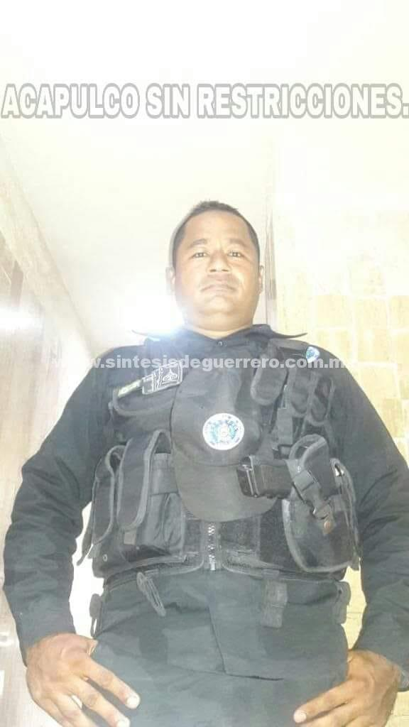 Desaparece Policía Ministerial en Chilapa