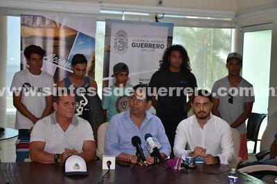 Se realizará en Acapulco el Acaskim Contest 2018
