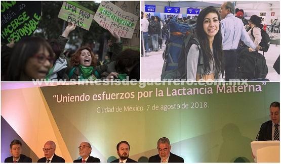 4 casos recientes de exclusión hacia las mujeres en América Latina y Japón
