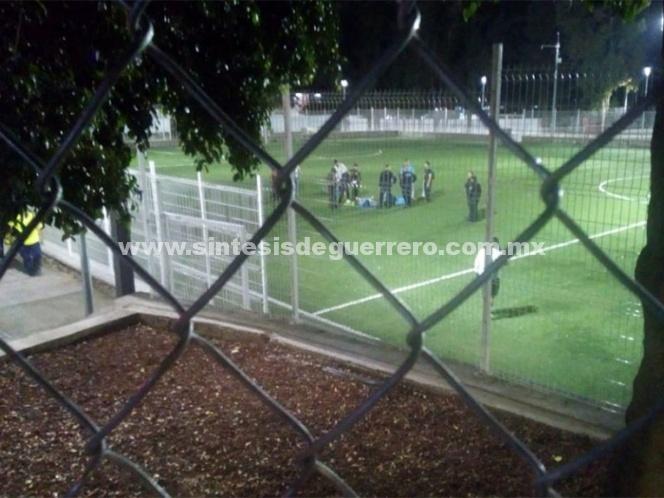 Balean a equipo de futbol en Guadalajara, reportan 4 heridos