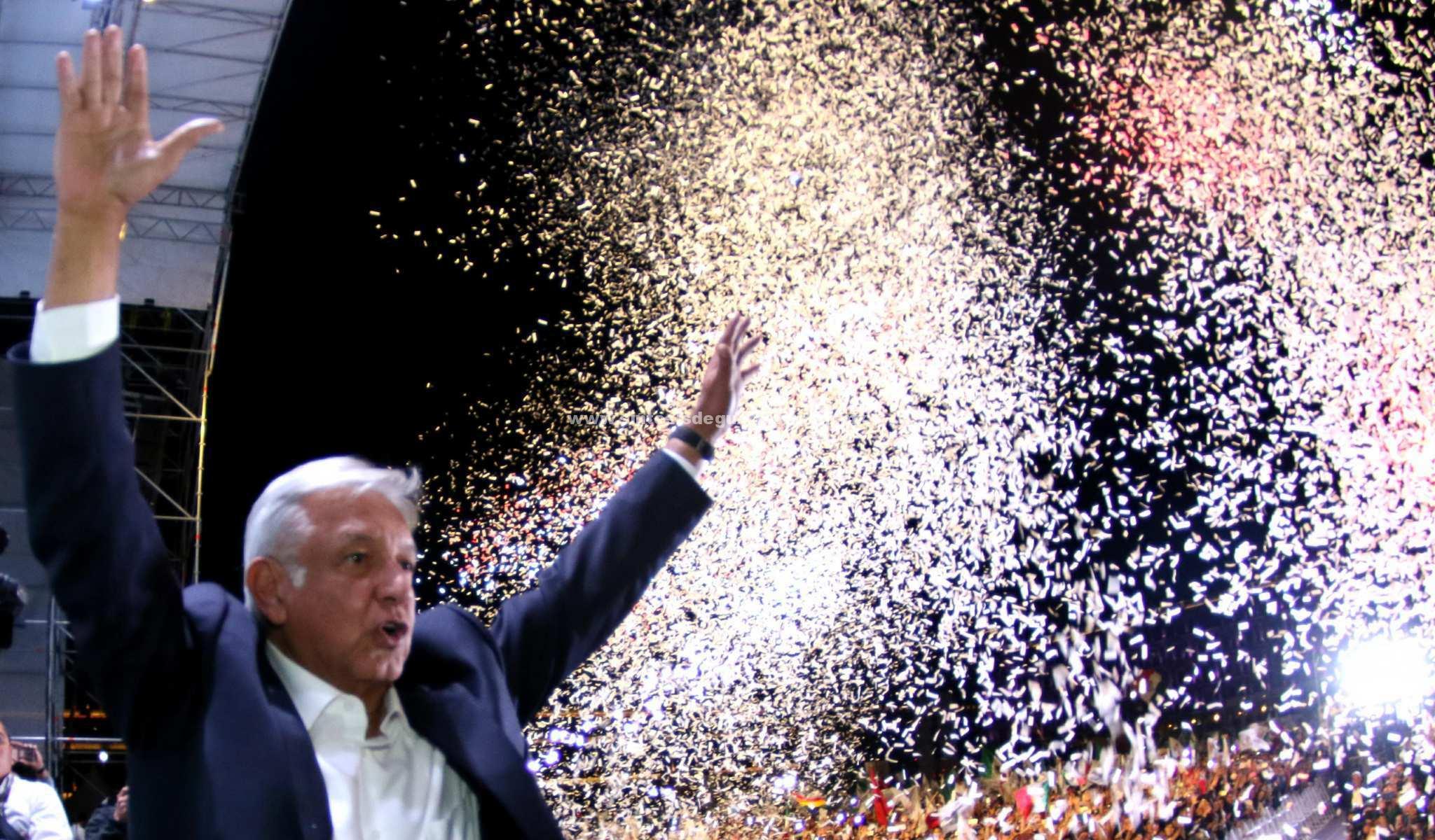 ¿Dónde y cuándo surgió la frase «es un honor estar con Obrador»?