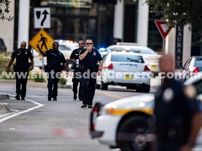 Reportan cuatro muertos tras tiroteo en concurso de videojuegos en Florida