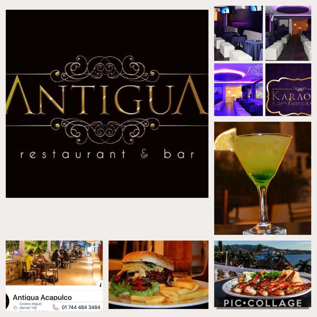 Antigua - Restaurante & Bar