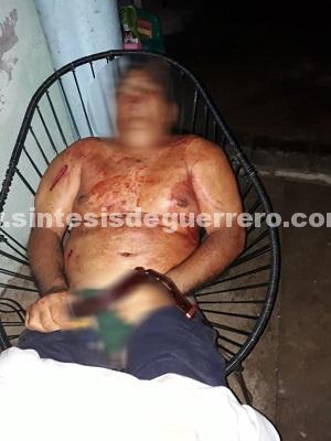Asesinan a secretario particular del alcalde electo en el municipio de Ometepec, Guerrero