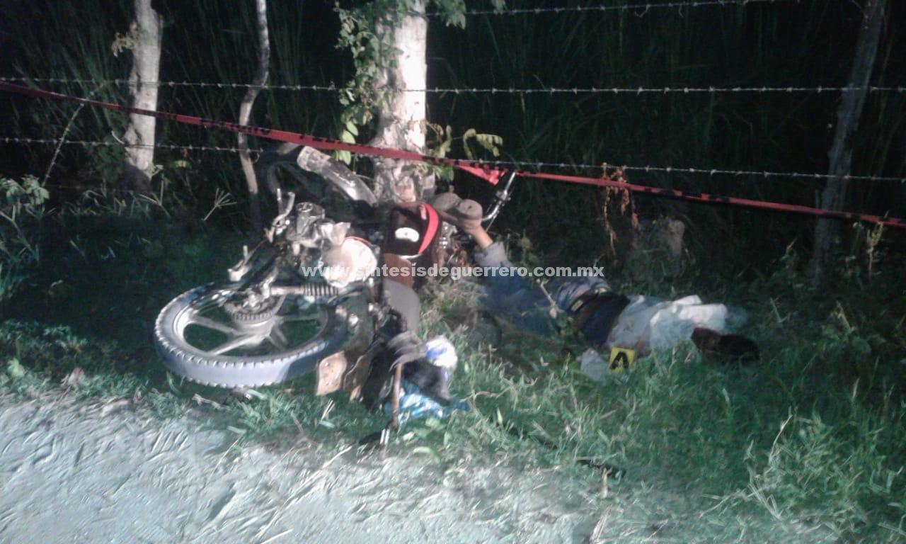 De impactos se bala, asesinan a bajador de cocotero en San Jerónimo