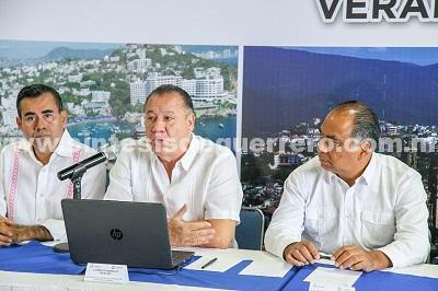 Más de 1.5 millones de Turistas visitaron los destinos vacacionales de #Guerrero durante el periodo de Verano 2018