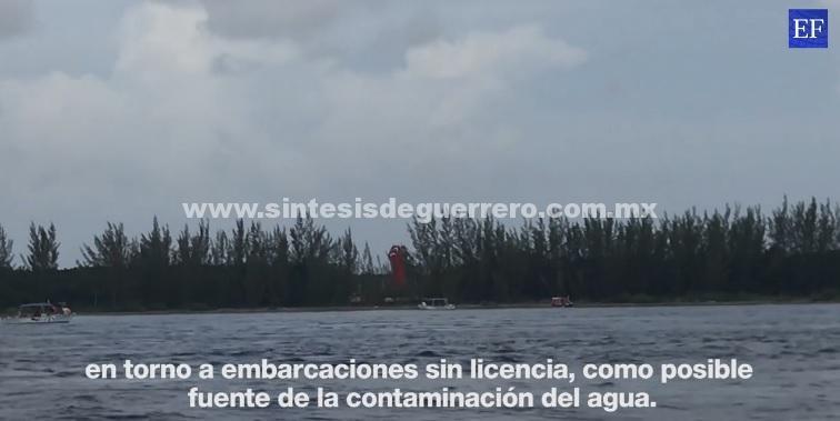 No solo el sargazo amenaza a la Riviera Maya