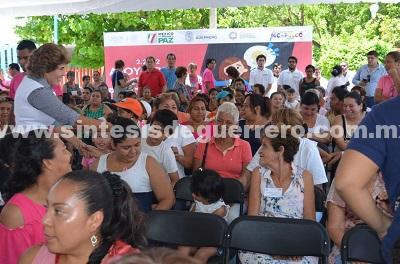 En el DIF Guerrero fomentamos la creación de espacios de convivencia para los jóvenes: Mercedes Calvo
