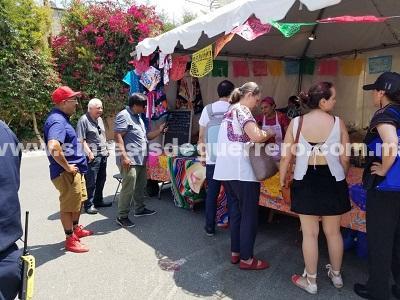 Participan cocineras de Guerrero en el Foro Mundial de Gastronomía Mexicana en Los Ángeles, California