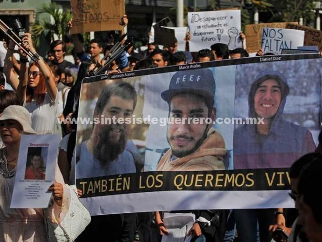 No se encontraron restos de estudiantes de cine en tinacos: extitular de Semefo