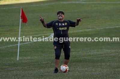 El corrido de Maradona que suena en Sinaloa