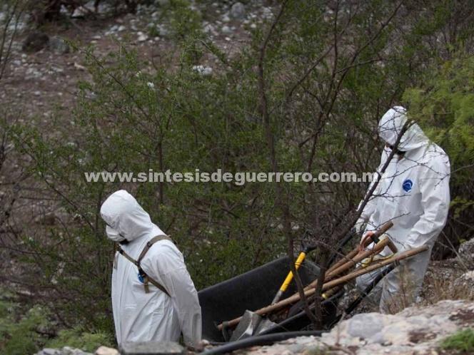 Buscaban a joven secuestrado y encontraron fosas de Tetelcingo y Jojutla