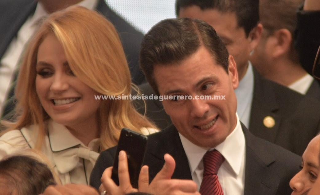 Peña Nieto anuncia que regresará a vivir al Edomex al concluir su administración