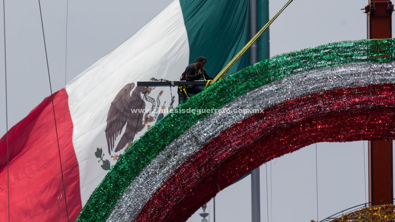 Mexicanos ven al país poco independiente… pero sí darán el grito