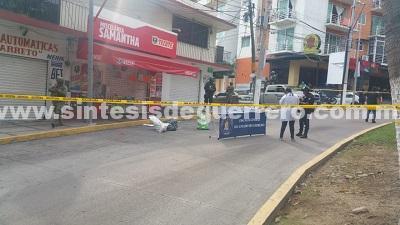 Dejan cuerpo desmembrado en Acapulco, con un narco mensaje