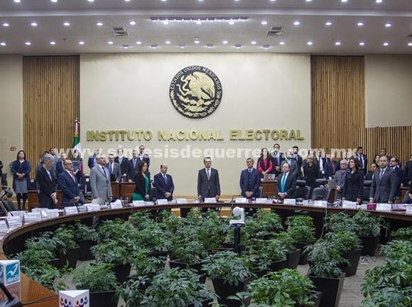 Decretan pérdida de registro de Encuentro Social y Nueva Alianza
