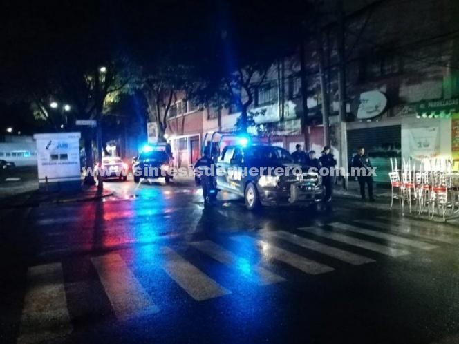 En menos de dos horas, asaltan tres restaurantes en la CDMX