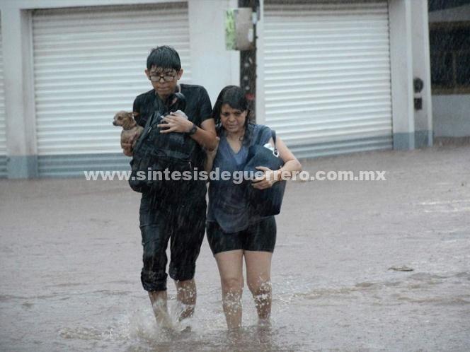 IMSS atenderá a la población de Sinaloa ante emergencia por lluvias