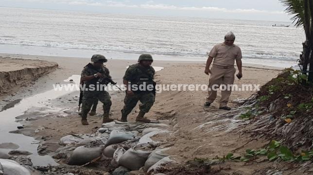 Realiza PROFEPA operativo de vigilancia para la protección de tortugas marinas; en Guerrero