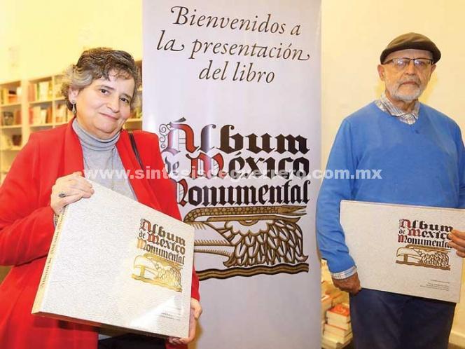 Álbum de México Monumental, ventana a la modernidad